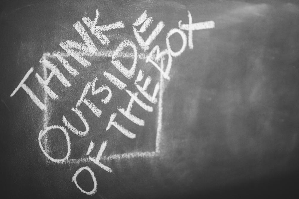 Think outside the box genom online terapi