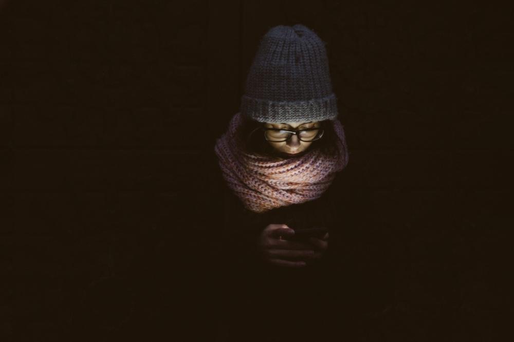Prata med en psykolog online nattetid